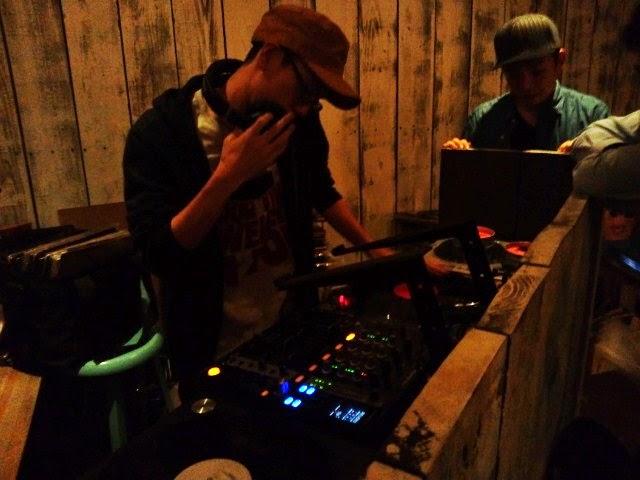 DJ-Yatsudai@Qunitet 梅ヶ丘