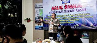 "Silaturahmi APERSI, H.MARWAN HAMAMI "" Dorong Jalur Alternatif Nuansa Alam"""