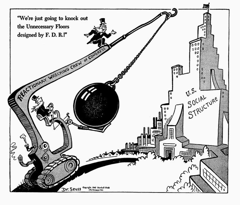 BILL KNIGHT: 'Teapublicans' should re-read Dr. Seuss