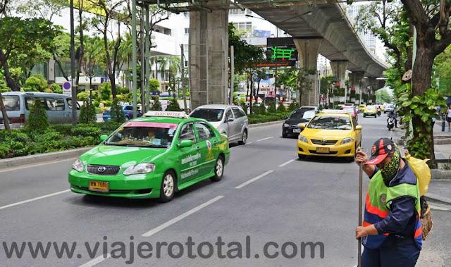 Tailandia Bangkok SkyTrain