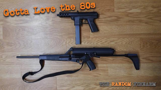 80s 1980s guns calico m900 tec9 9mm ganster guns assault weapons ban