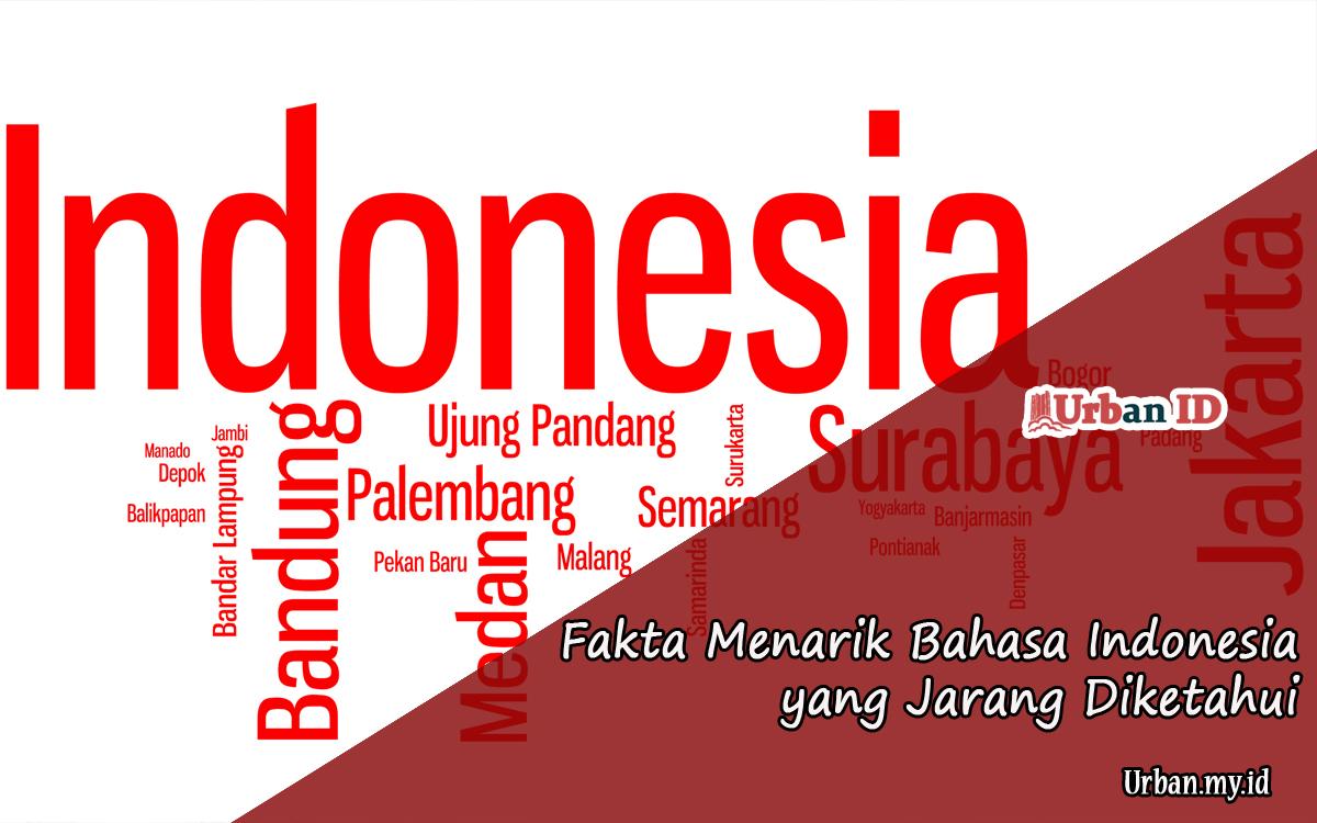 fakta bahasa indonesia