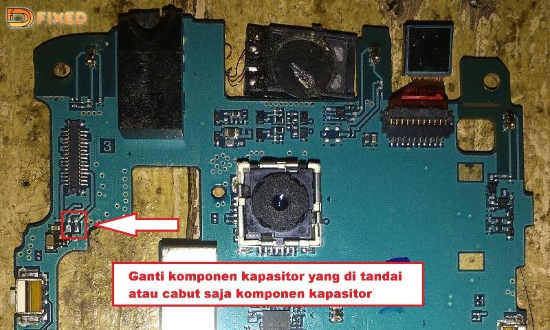 Memperbaiki Samsung J1 mini SM-J105F Blank LCD