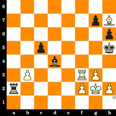 Les Blancs jouent et matent en 3 coups - Alexander Chernin vs O. Ermakov, 1966