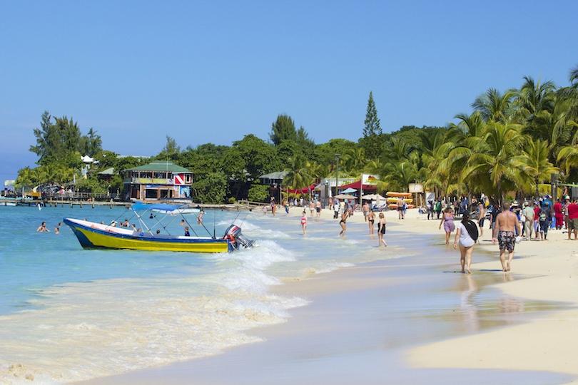 اجمل شواطئ هندوراس