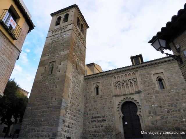 Iglesia de Santa Leocadia, Toledo