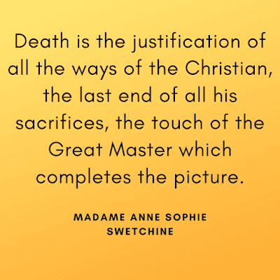 Good friday quotes and images of Madame Anne Sophie Swetchine