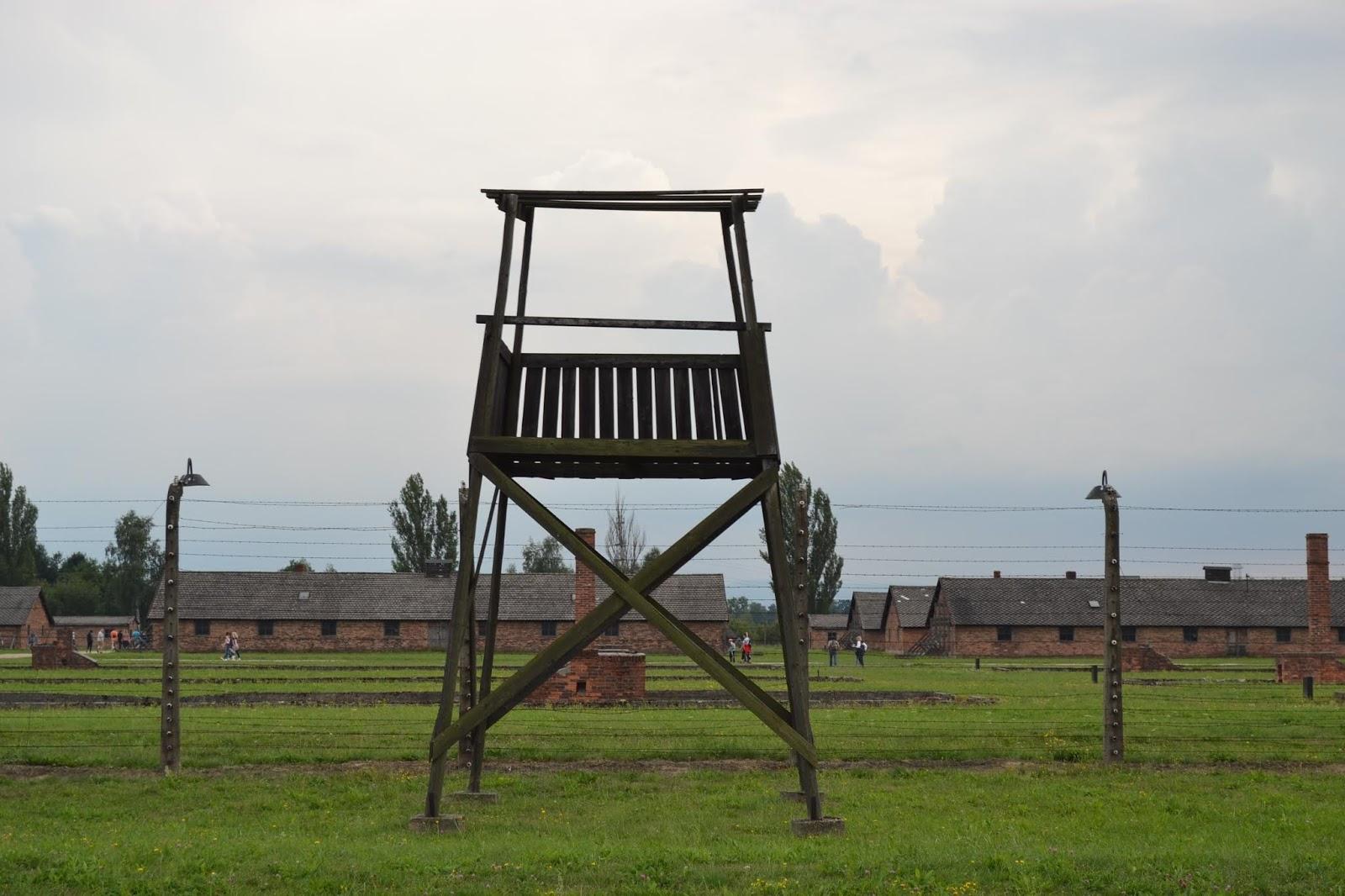 Auschwitz obóz koncentracyjny Polska