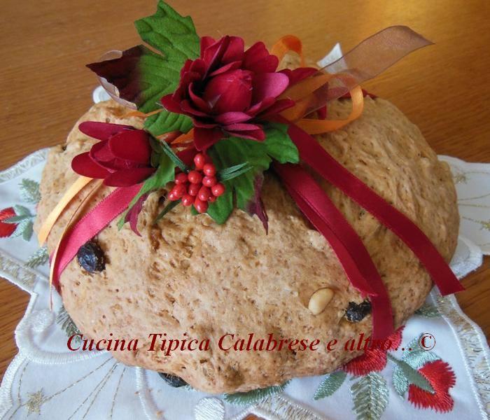Fotografia della ricetta del Panettone di Mire Pagliaro
