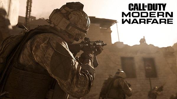 العرض الرسمي لطور القصة للعبة Call of Duty Modern Warfare