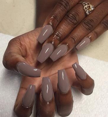 Best Nail Colors For Medium Dark Skin