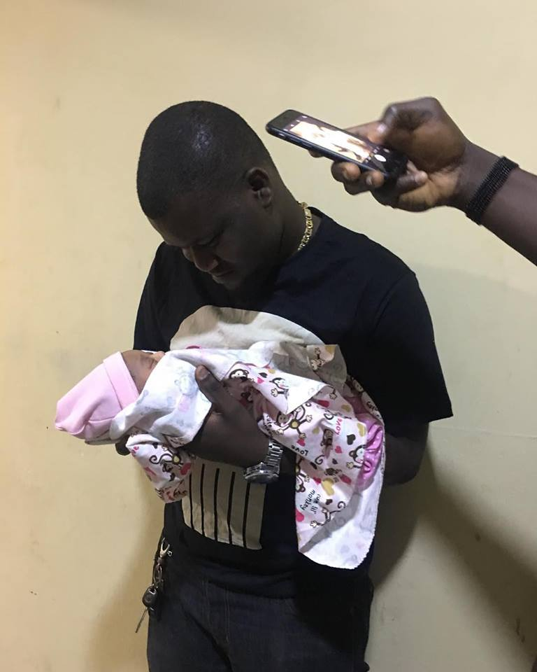 "Naijaloaded CEO ""Makinde Azeez"" Welcomes A New Baby With His Wife Mujidat Omokehinde"
