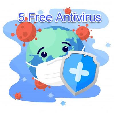 Ini Yang Kamu Cari 5 Free Antivirus dan Malware Terbaik 2020