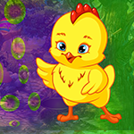 Games4King Baby Duck Rescue