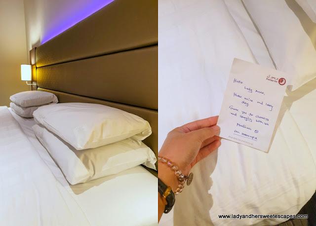 Premier Inn Dubai Al Jaddaf room