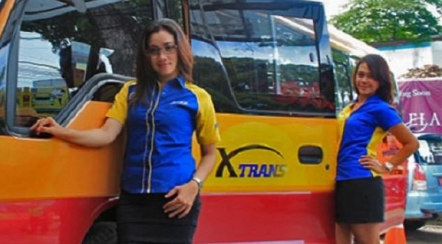 Alamat XTrans Travel