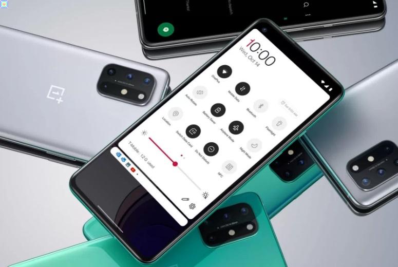 يتميز OnePlus 8T بشاشة 120 هرتز تعمل دائمًا تعرف علي مزايا الهاتف