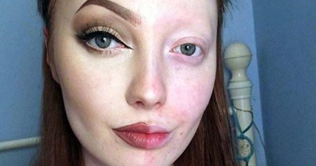 8 φωτογραφίες που αποδεικνύουν ότι το μακιγιάζ κάνει θαύματα!