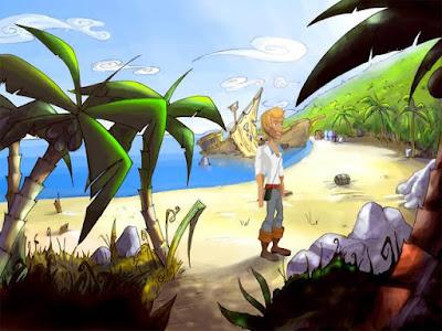 La versión final de El Amuleto de Monkey Island