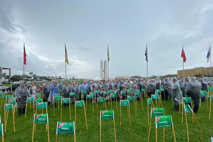 PEC 188/2019: Famup vai à Brasília protestar contra a extinção de 68 municípios paraibanos.