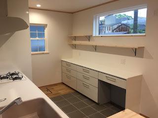 完成見学会 四日市の家 家庭用エアコン1台で快適に暮らせる家
