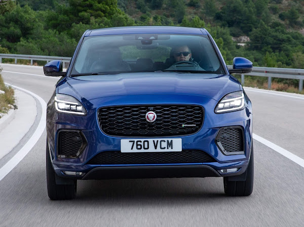 Novo Jaguar E-Pace 2022