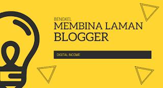 cara buat blog blogspot