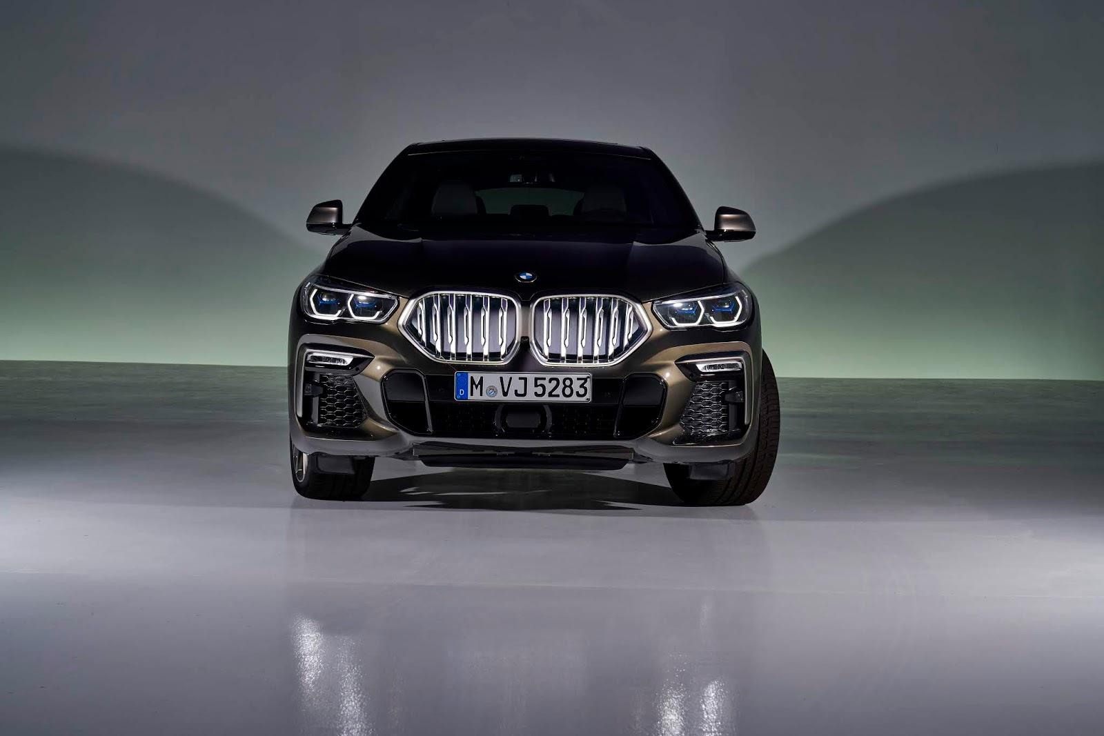 BMW Unveiled The 2020 BMW X6 | VANDI4U
