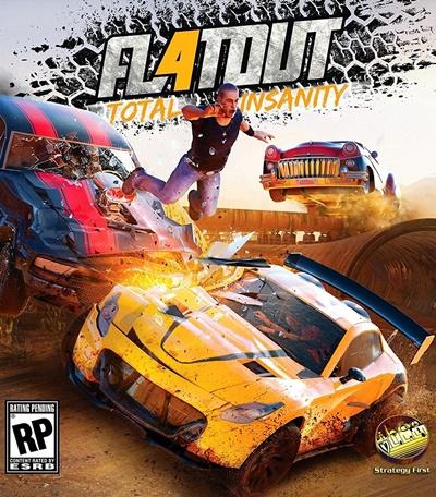 ดาวน์โหลดเกมส์ FlatOut 4: Total Insanity