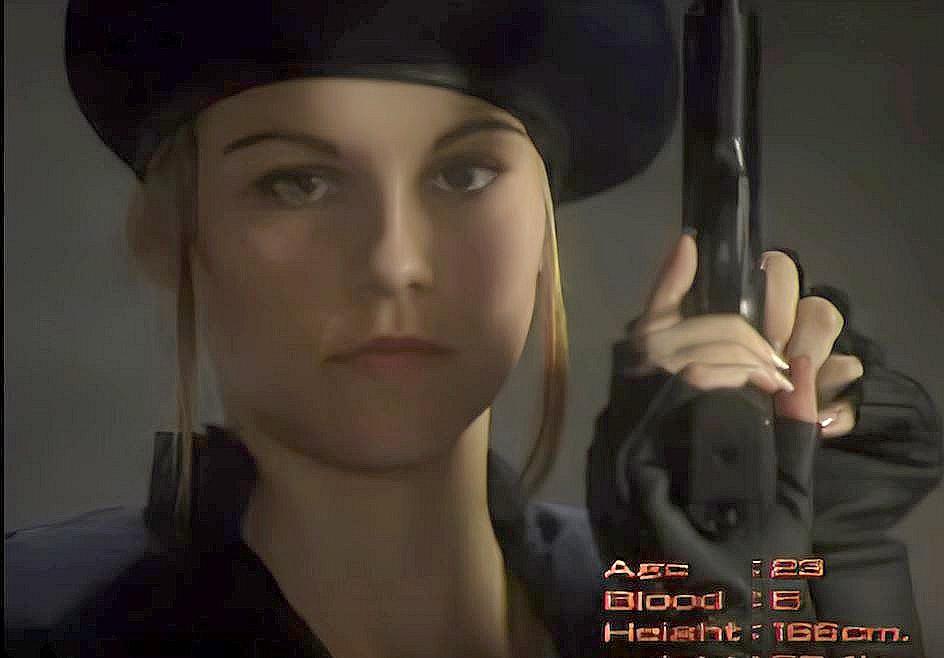 Resident Evil Inezh