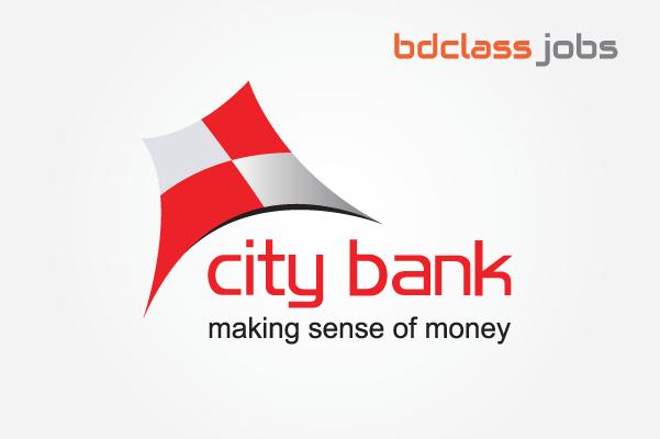 the city bank job circular
