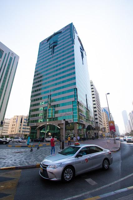 Il nostro hotel ad Abu Dhabi