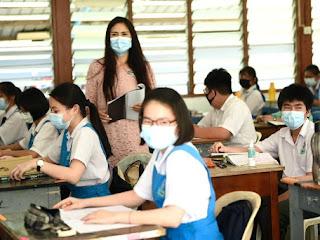 COVID-19: Tutup semua sekolah di zon merah  - STU