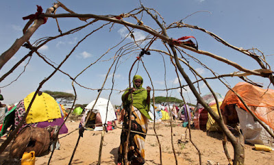 Somalia's drought threatens half of country's population