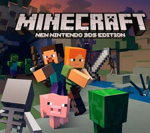 Rom Minecraft New Nintendo 3DS CIA