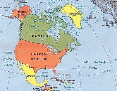 mapa da america do norte mapa america do norte   Haci.saecsa.co mapa da america do norte