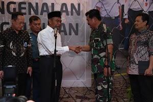 Panglima TNI : TNI Dukung Program PLS Kemendikbud RI