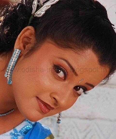 Oriya Actress Priya Choudhury - Odia Celebrities-8809