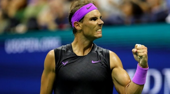 Scrappy 'Nadal through to the US Open semi-finals