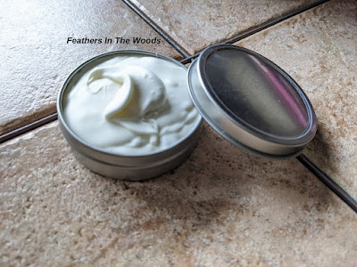 Homemade hand butter for super dry skin