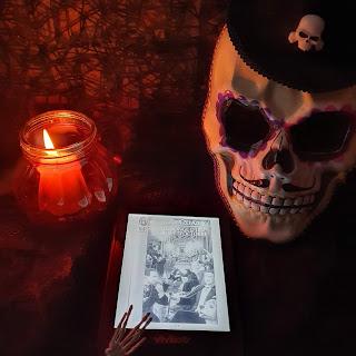 le songe d'une nuit d'octobre zelazny halloween steampunk avis chronique critique blog