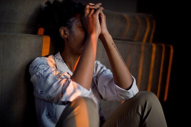 stress dan khawatir