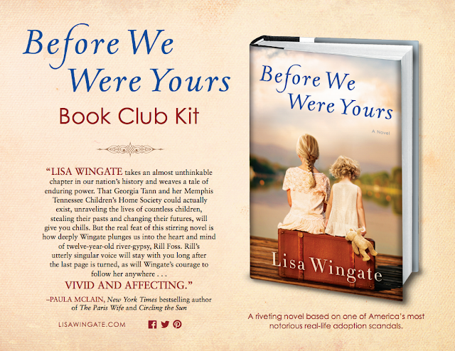 Before We Were Yours: A Novel Hardcover – June 6, 2017