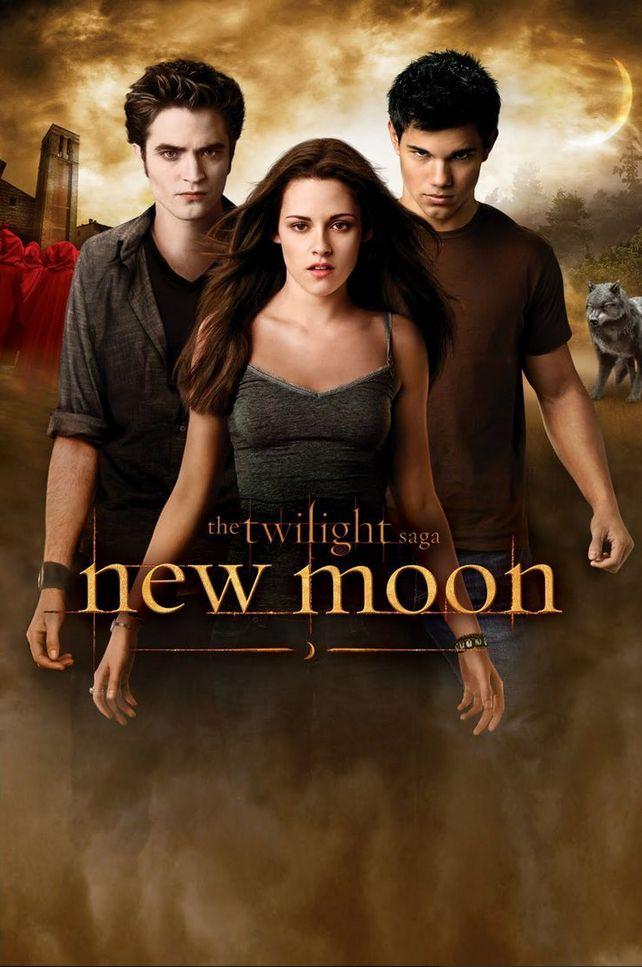 The Twilight Saga New Moon 2009 Full Movie In Hindi 720p HDRip 920MB Download