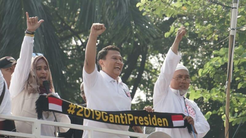 """Jawaban Atas Pertanyaan """"Kenapa #2019GantiPresiden Tidak Langsung Sebut Prabowo"""""""