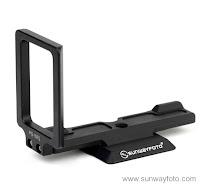 Sunwayfoto PSL-N7 specific L Bracket