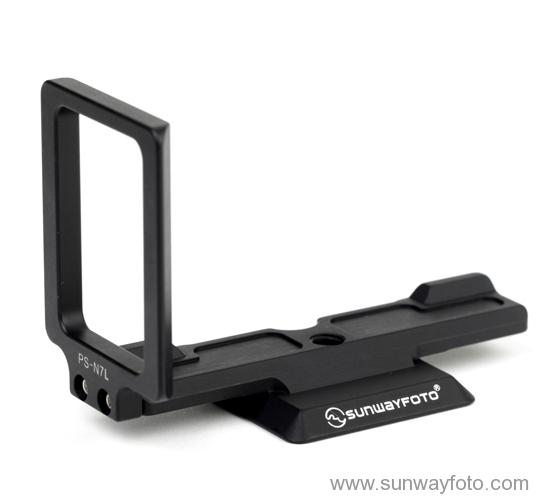Sunwayfoto PSL-N7 specific L bracket for SONY NEX-7