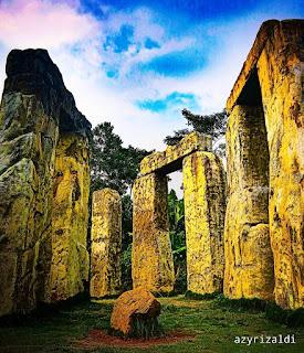 Nikmati nuansa Stonehenge di Yogyakarta