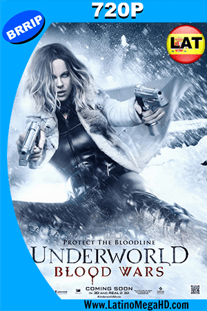 Inframundo: Guerras de Sangre (2016) Latino HD 720p ()