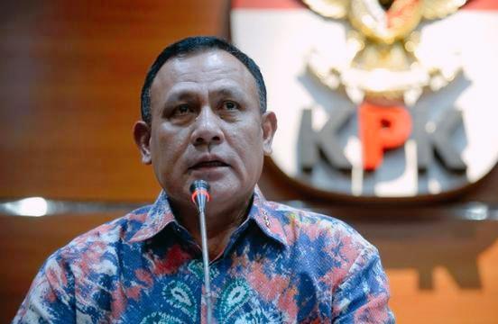 Gubernur Sulsel  Nurdin Abdullah Terjaring OTT KPK